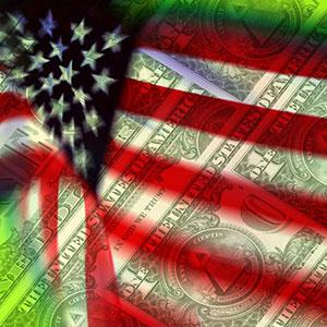 Image: US currency © Steve Allen, Brand X, Corbis